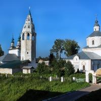 Ансамбль Воскресенской и Успенской церквей