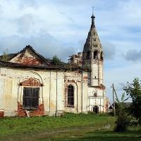 Церкви Владимирской иконы Божией Матери и Николая Чудотворца