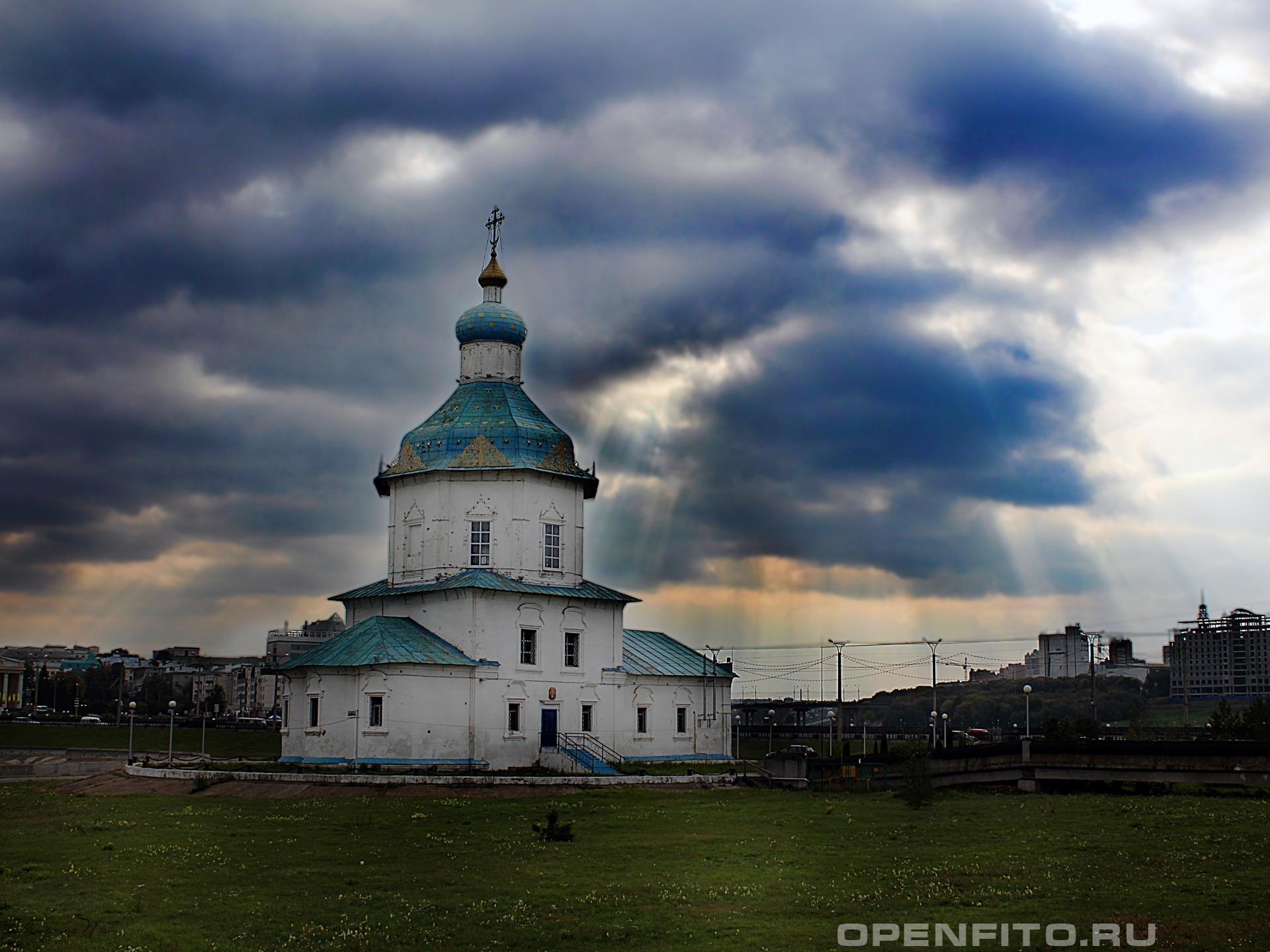 Успенская церковь Успенская церковь, город Чебоксары, Республика Чувашия