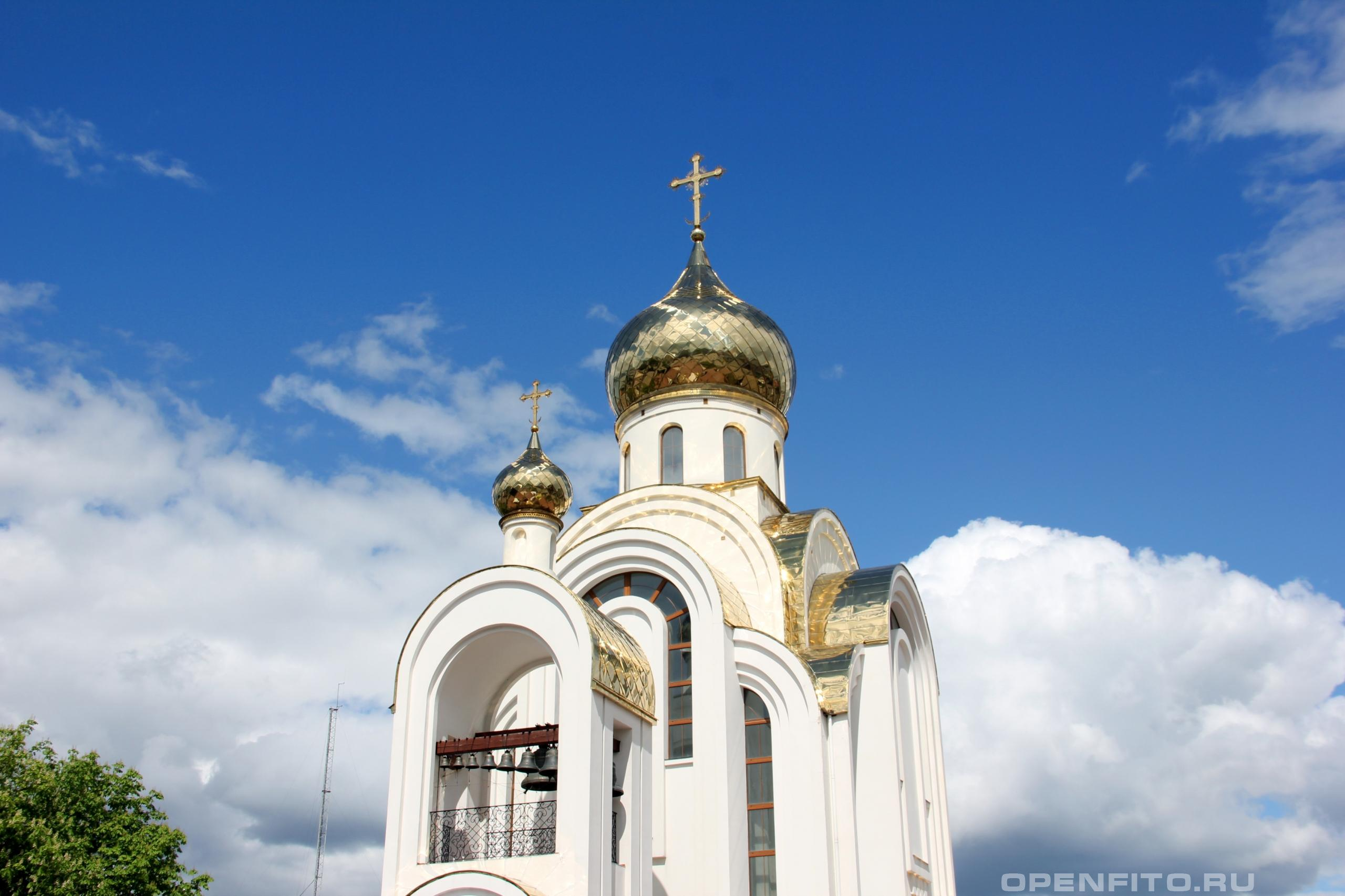 Церковь Георгия Победоносца Иваново