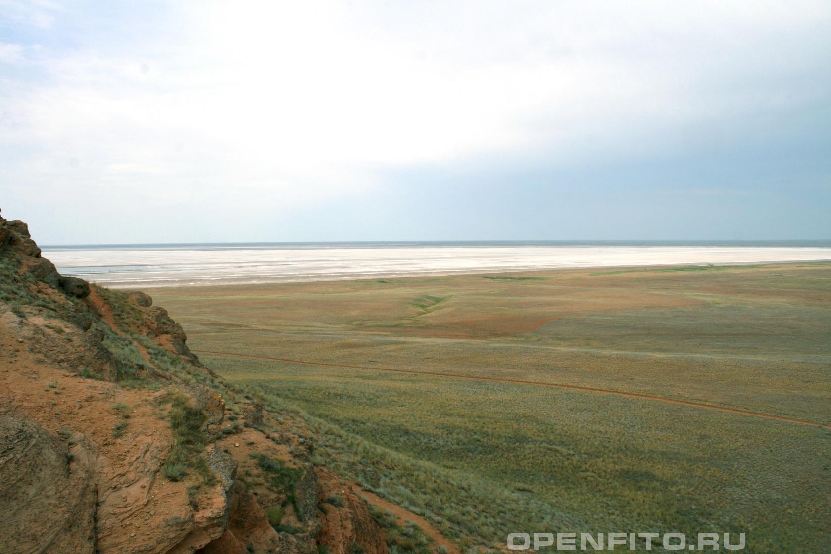 Озеро Эльтон Золотое озеро России