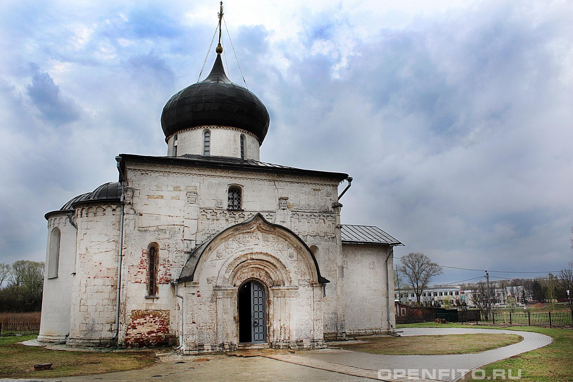 Георгиевский собор Георгиевский собор во Владимирской области г.Юрьев-Польский