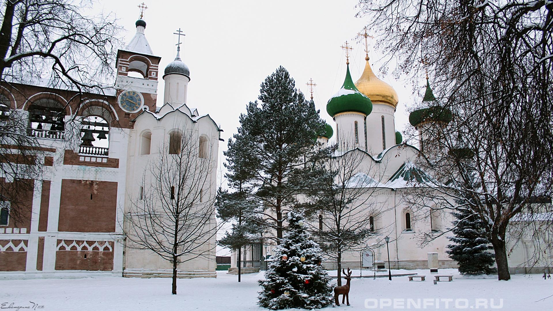 Спасо-Евфимиев монастырь город Суздаль, Владимирская область