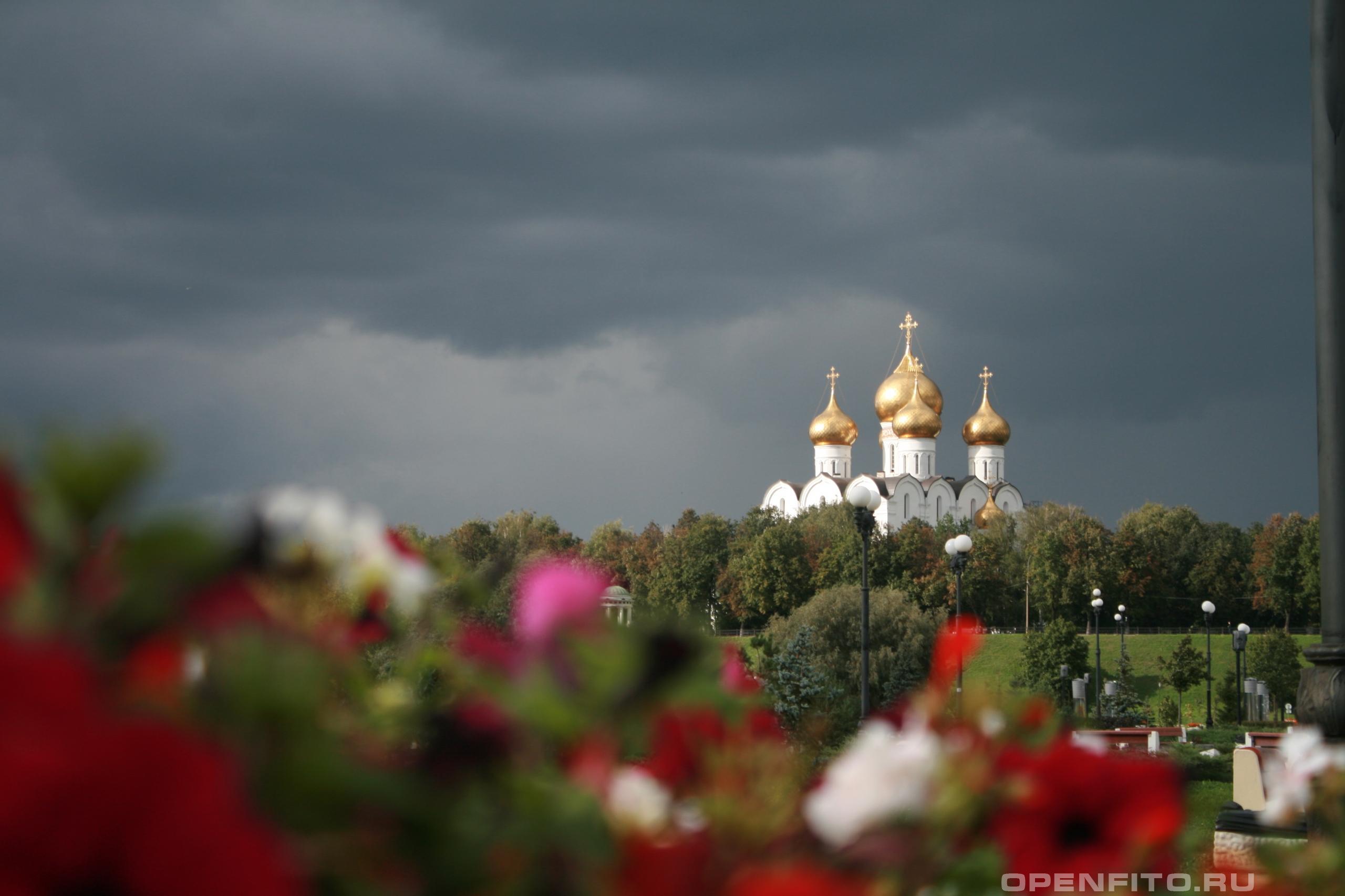 Успенский собор город Ярославль