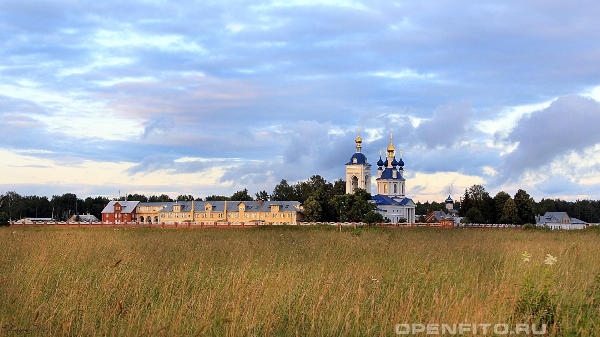Успенского женского монастыря Успенского женского монастыря село Дунилово, Ивановская область