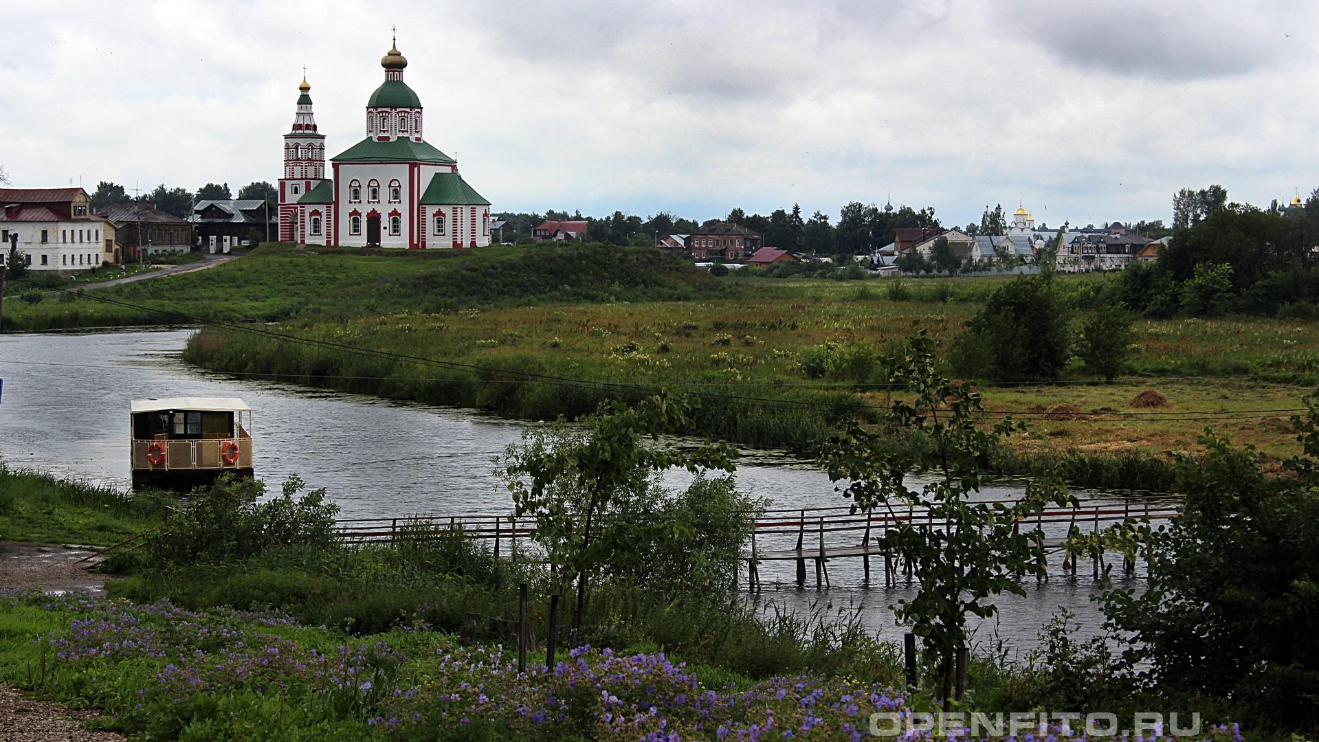 Церковь Ильи Пророка Церковь Ильи Пророка, город Суздаль, Владимирская область