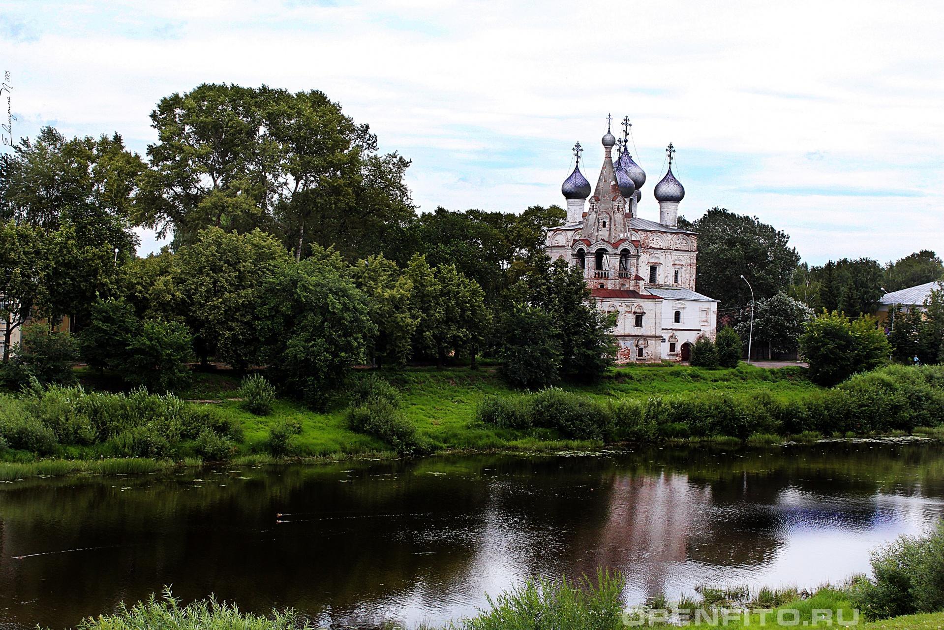 Церковь Константина и Елены Церковь Константина и Елены, город Вологда, Вологодская область