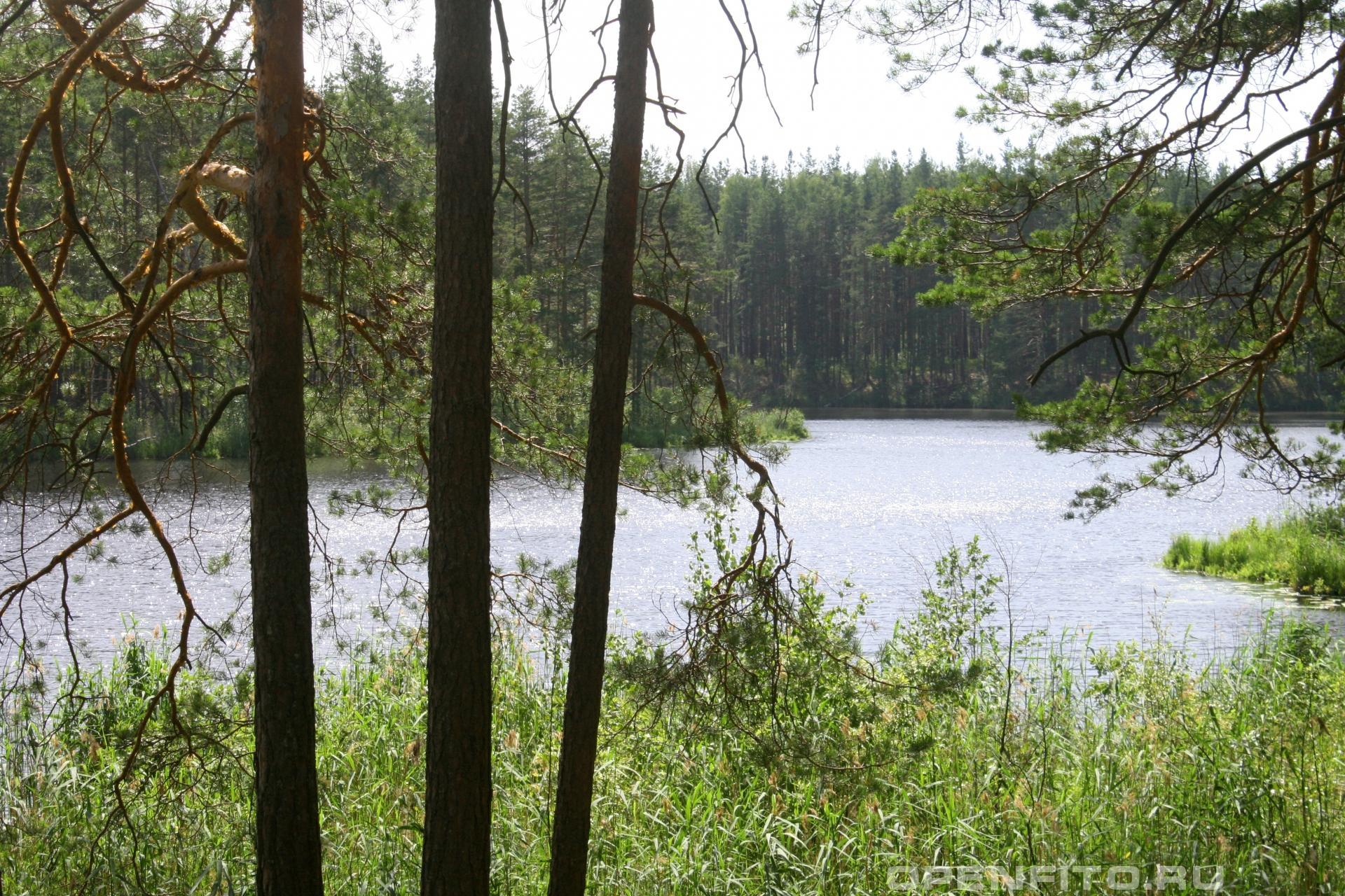 Озеро Тоньки