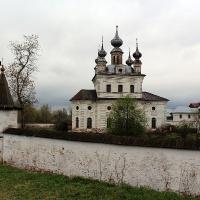 фото Михайло-Архангельский монастырь