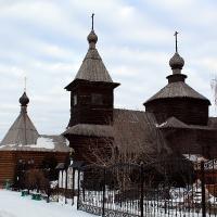 фото Свято-Троицкий монастырь