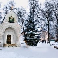 фото Склеп князя Пожарского