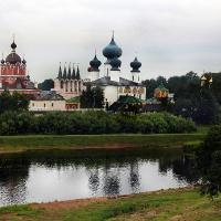 фото Тихвинский Богородичный Успенский мужской монастырь