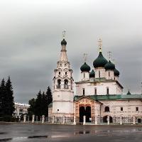 фото Церковь Ильи Пророка