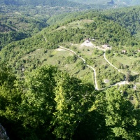 Вид из крепости Анакопия